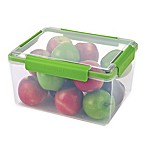 Progressive® SnapLock™ 30-Cup Rectangular Food Container in Green