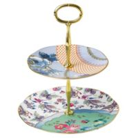 Wedgwood® Butterfly Bloom 2-Tier Server