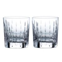 Royal Doulton® R&D Neptune Double Old Fashioned Glasses (Set of 2)