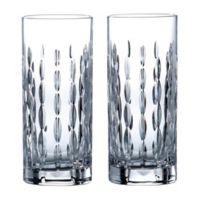 Royal Doulton® R&D Neptune Highball Glasses (Set of 2)