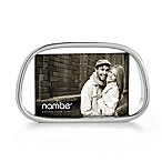 Nambe Bubble 4-Inch x 6-Inch Picture Frame
