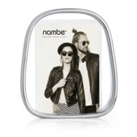 Nambe Bubble 5-Inch x 7-Inch Picture Frame