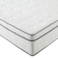 E-Rest UltraFusion Silver 13-Inch Hybrid Innerspring Twin Extra Long Mattress