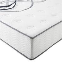 E-Rest UltraFusion Silver Euro Top 13-Inch Hybrid Twin XL Mattress