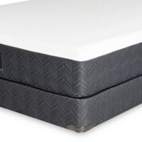 Sheex® Performance Hybrid No.4 Firm Low Profile Queen Mattress Set
