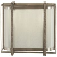 Minka Lavery Tyson Gate 3-Light Vanity Light in Brushed Nickel