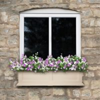 Mayne Fairfield 3-Foot Window Box in Clay