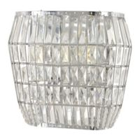 Minka Lavery® Braiden 3-Light Vanity Light in Chrome