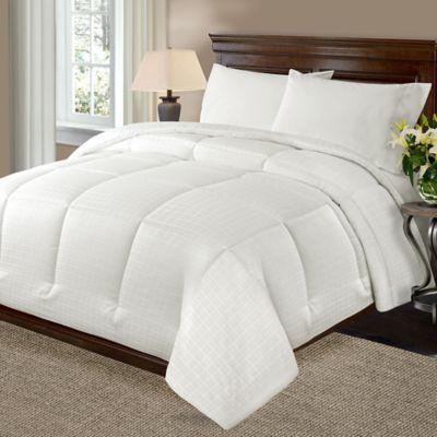 Softesse™ Hygro® Tencel® Luxe Reversible Full Comforter In White