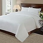 Carefree Comfort Wonder Down Alternative Queen Comforter in White
