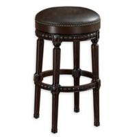 American Heritage Billiards Landon Counter Stool in Navajo/Tobacco