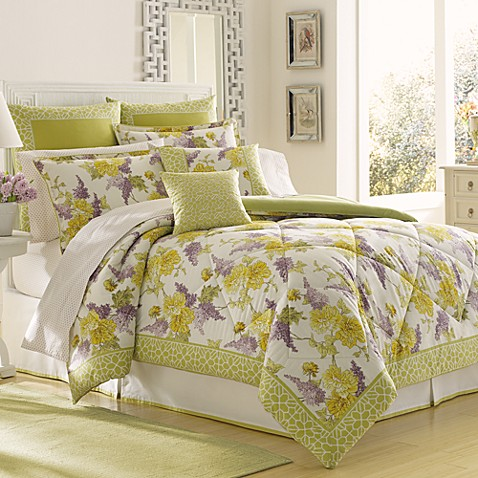Laura Ashley Whitaker Comforter Set Bed Bath Amp Beyond