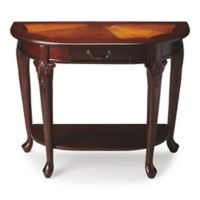 Butler Specialty Company Kimball Console Table in Plantation Cherry
