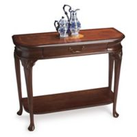 Butler Specialty Company Ridgeland Console Table in Plantation Cherry