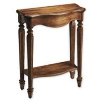 Butler Specialty Company Cheshire Console Table in Dark Toffee