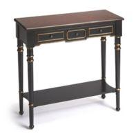 Butler Specialty Company Banham Console Table in Café Noir