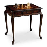 Butler Specialty Company Bannockburn Game Table in Plantation Cherry