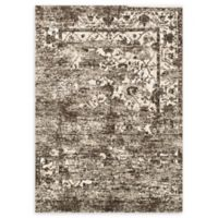 Loloi Rugs Viera 5'3 x 7'7 Power-Loomed Area Rug in Mocha/Ivory