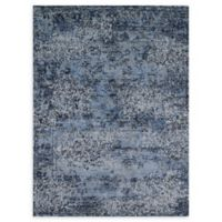 Loloi Rugs Viera 7'7 x 10'6 Power-Loomed Area Rug in Blue/Grey