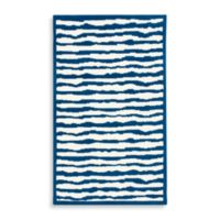 Safavieh Kids® Wave Stripe 4-Foot x 6-Foot Rug