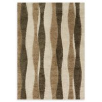 Loloi Rugs Enchant 5'3 x 7'7 Power-Loomed Accent Rug in Neutral