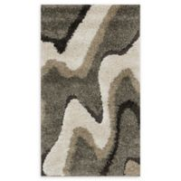 Loloi Rugs Enchant Grooved 2'3 x 3'9 Power-Loomed Multicolor Accent Rug