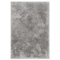 Loloi Rugs Celeste Shag 5' x 7'6 Area Rug in Grey