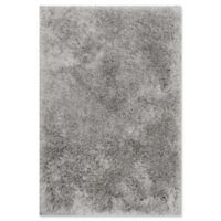Loloi Rugs Celeste Shag 7'9 x 9'9 Area Rug in Grey