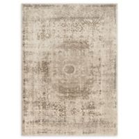 Loloi Rugs Century Medallion 2'7 x 4' Accent Rug in Taupe/Sand