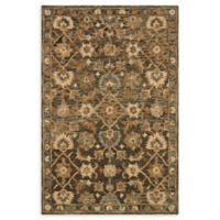 Loloi Rugs Victoria 2'3 x 3'9 Handcrafted Accent Rug in Dark Taupe/Multi