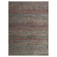 Loloi Rugs Javari 12' x 15' Area Rug in Charcoal/Sunset