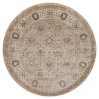 Loloi Rugs Century 7'7 Round Area Rug in Taupe