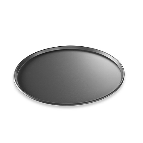 Usa Pan Hard Anodized 14 Inch Thin Crust Pizza Pan Bed