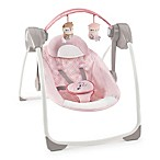 Ingenuity™ ING Portable Swing in Pink