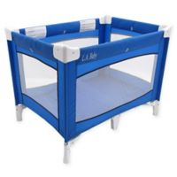 LA Baby® Portable Playard in Blue