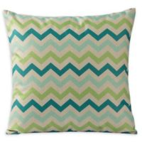 Varaluz Casa Chevron Square Throw Pillow