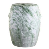 Safavieh Seraphina Marble Garden Stool
