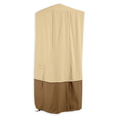 Perfect Veranda™ Patio Towel Valet Cover In Pebble