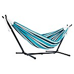 Vivere Sunbrella® Hammock and Stand in Token Surfside