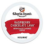 Keurig® K-Cup® Pack 18-Count Gloria Jean's® Raspberry Chocolate Lava Coffee