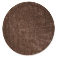 "Safavieh Colorado Shag 6'7"" x 6'7"" Aspen Rug in Mushroom"
