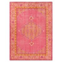 Surya Zahra Classic 8' x 11' Area Rug in Pink