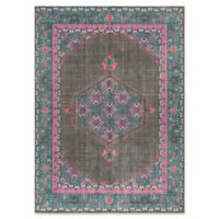 Surya Zahra Classic 8' x 11' Area Rug in Grey/Blue