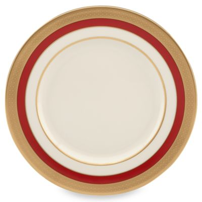 Lenox® Embassy 8-Inch Salad Plate  sc 1 st  Bed Bath \u0026 Beyond & Buy Red China Plates from Bed Bath \u0026 Beyond