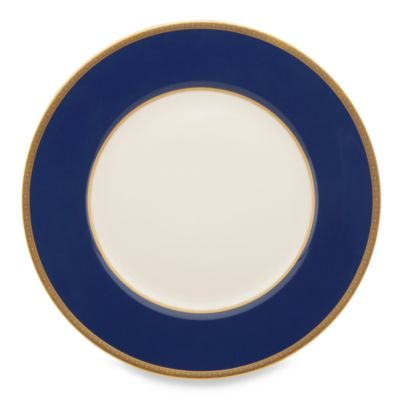 Lenox® Independence 10.75-Inch Dinner Plate  sc 1 st  Bed Bath u0026 Beyond & Buy Navy Blue Dinner Plate from Bed Bath u0026 Beyond