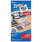 Ziploc® Space Bag® Travel Cube and carryon Bags (3-Pack)