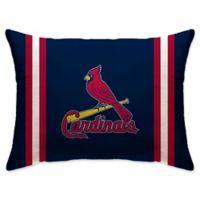 MLB St. Louis Cardinals Bed Pillow