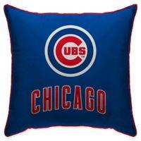 MLB Chicago Cubs Logo Throw Pillow