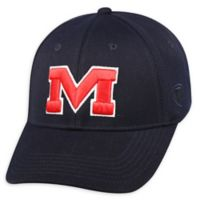 University Of Mississippi Premium Memory Fit™ 1Fit™ Hat in Black