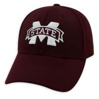 Mississippi State University Premium Memory Fit™ 1Fit™ Hat in Burgundy